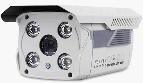 AHD-720P阵列红外夜130万摄像机